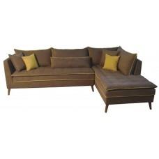 Γωνιακός καναπές Ira