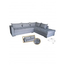 Γωνιακός καναπές Amore