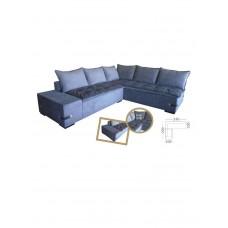 Γωνιακός καναπές Cumpus
