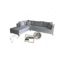 Γωνιακός καναπές Danay