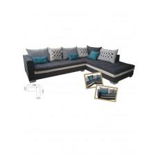 Γωνιακός καναπές Isabella