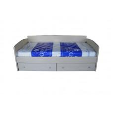 Καναπές κρεβάτι μελαμίνης