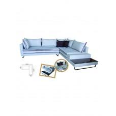 Γωνιακός καναπές Sandra
