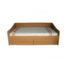 Καναπές κρεβάτι μελαμίνης Νο2